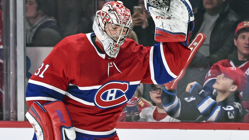 Une source de motivation pour Carey Price