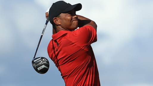 Tiger Woods s'approche du top 100