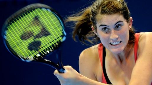 Un 3e titre en trois semaines pour Rebecca Marino