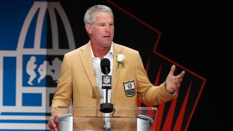NFL Hall of Fame Enshrinement