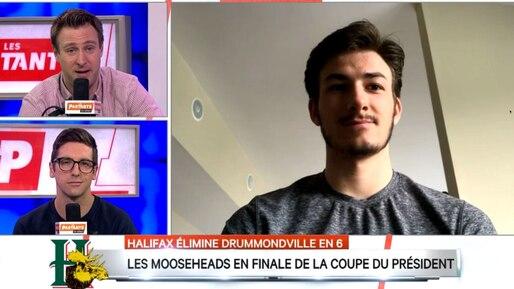 LHJMQ: Antoine Morand en territoire connu