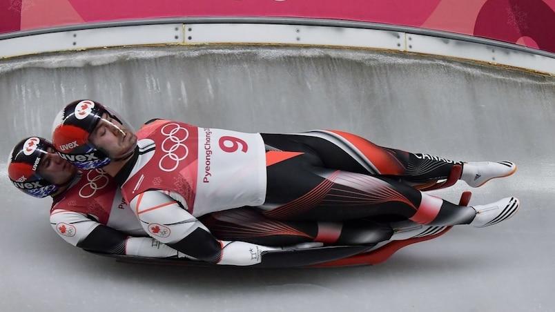 Olympiques: Justin Snith et Tristan Walker hors du podium