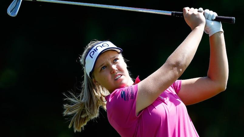 LPGA: Brooke M. Henderson est 25e au Japon