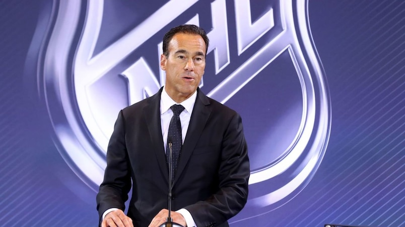 2016 NHL Awards - Board Of Governors Press Conference