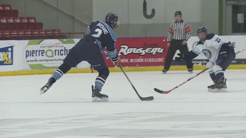 Le hockey dans les veines de la famille Bouchard