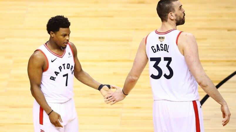 La discipline, la clé pour Kyle Lowry et les Raptors