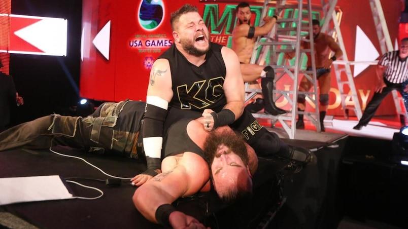 Cette semaine dans l'univers de la WWE: tout est en place pour Money in the Bank