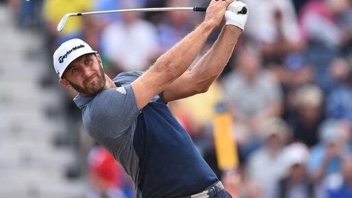 Omnium britannique: déception pour certains des meilleurs golfeurs au monde