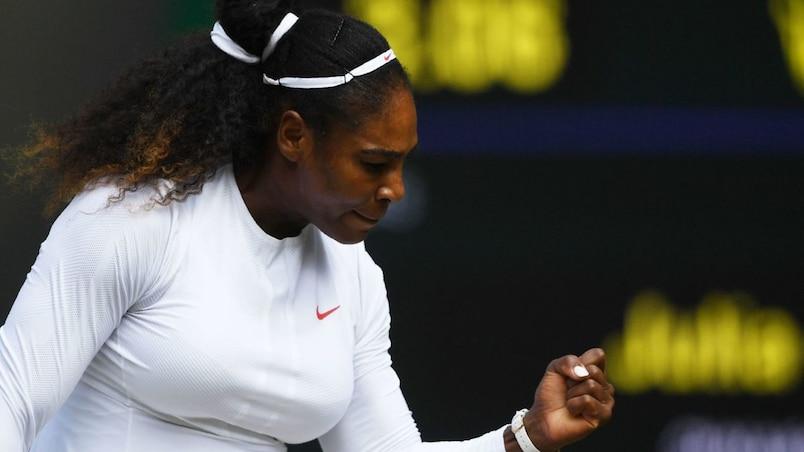 Wimbledon: Serena Williams et Angelique Kerber en finale