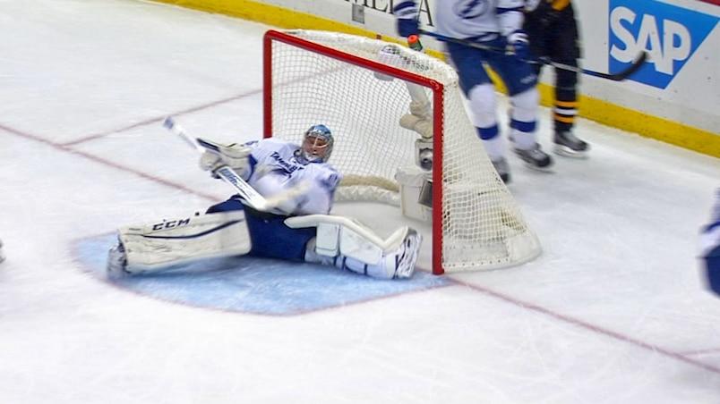 Crosby peut crier au vol!