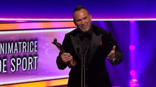 Gala Artis: Dave Morissette gagne pour une 8e année de suite!