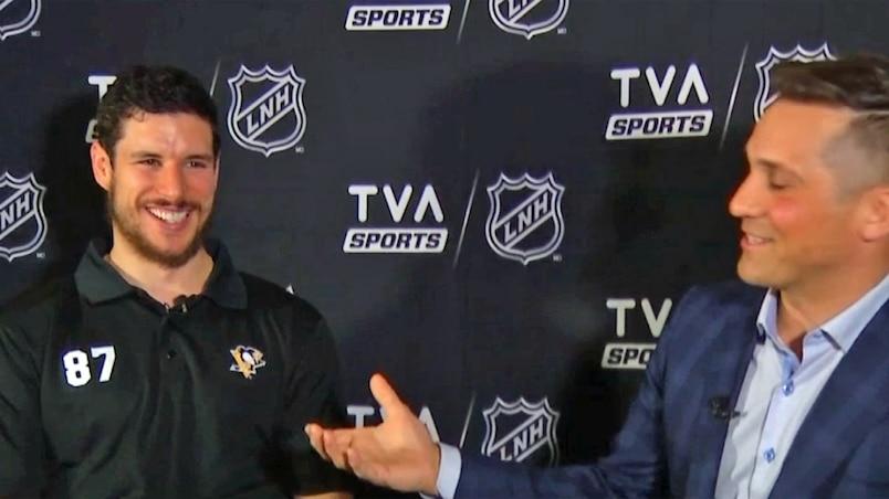 Crosby «enfin» de retour en finale