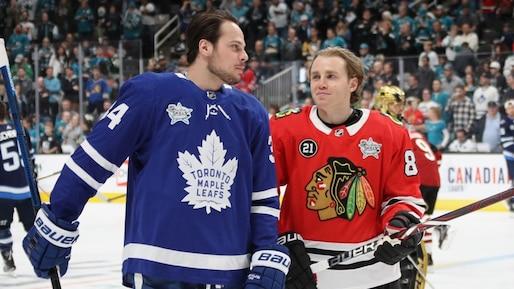 2019 SAP NHL All-Star Skills