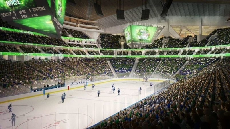 Seattle LNH Arena
