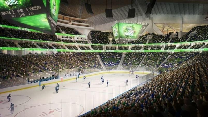 Seattle LNH Arena