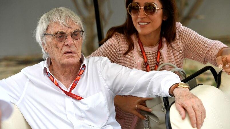 Bernie Ecclestone de retour