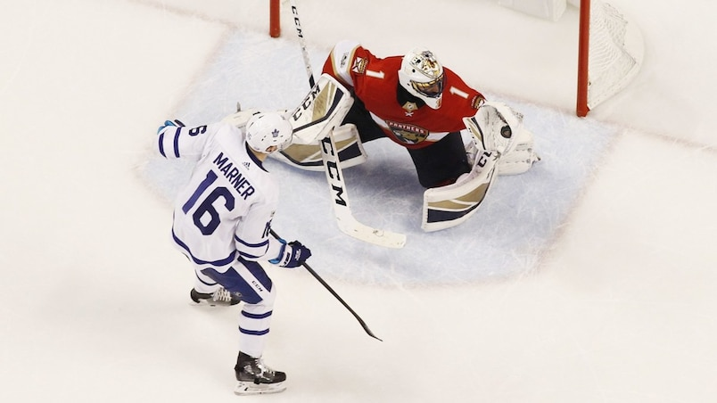 HKN-TORONTO-MAPLE-LEAFS-V-FLORIDA-PANTHERS