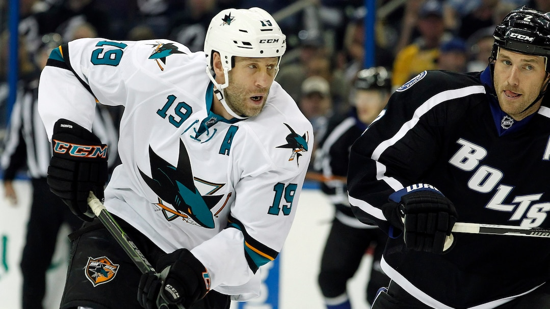 NHL: San Jose Sharks at Tampa Bay Lightning