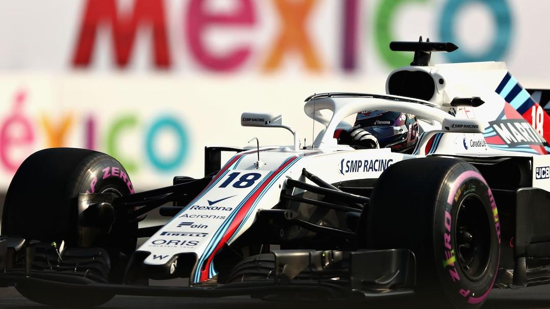 FOR-SPO-MOT-F1-GRAND-PRIX-OF-MEXICO---PRACTICE