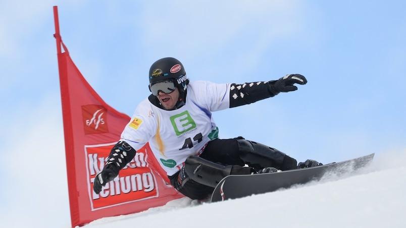 Jasey-Jay Anderson encore plus prêt pour ses sixièmes Jeux