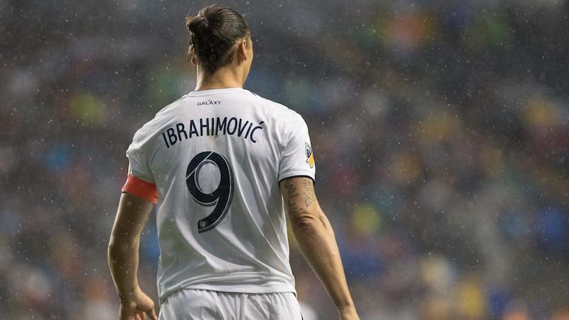 Chandails les plus vendeurs dans la MLS : Zlatan Ibrahimovic au sommet