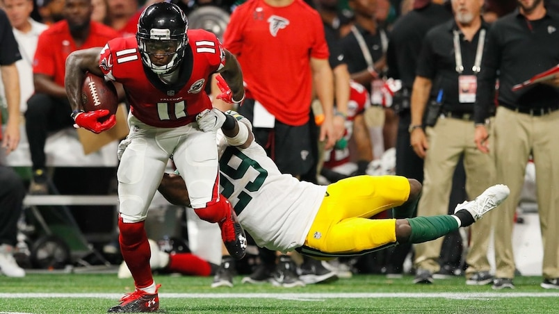 Green Bay Packers v�Atlanta Falcons