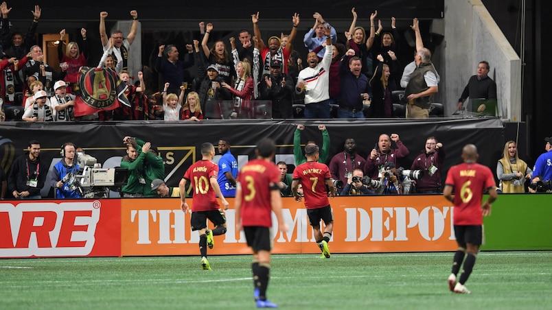 Josef Martinez soulève la foule!