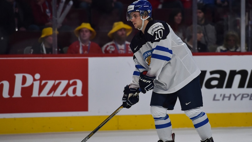 SPO-IIHF WJC USA-SLOVAKIA