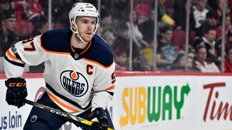 LNH: ces joueurs qui peuvent amasser 100 points en 2018-2019