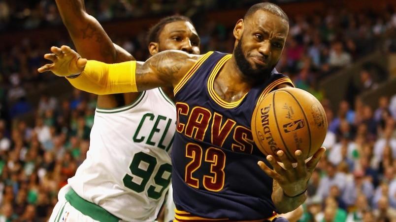 NBA: les Cavaliers sans pitié face aux Celtics