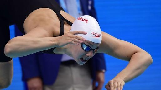 Championnats du monde de la FINA: le Canada en bronze au relais mixte