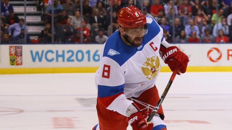#CMH2016 : «Ovechkin a été l'un des pires joueurs»