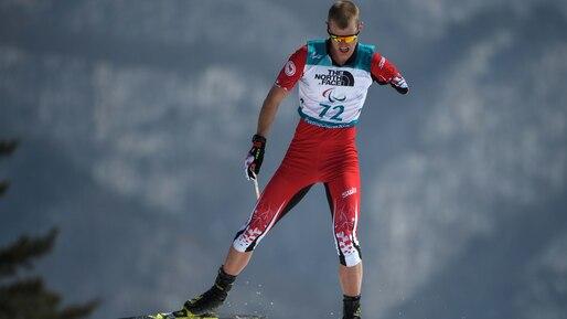 Mark Arendz remporte la médaille de bronze