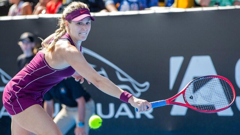TENNIS-WTA-NZL