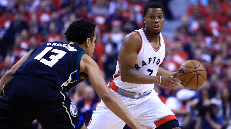 Le jeu de passes, la solution des Raptors