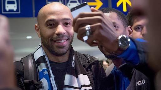 Thierry Henry: la nouvelle qui a fait le tour du monde