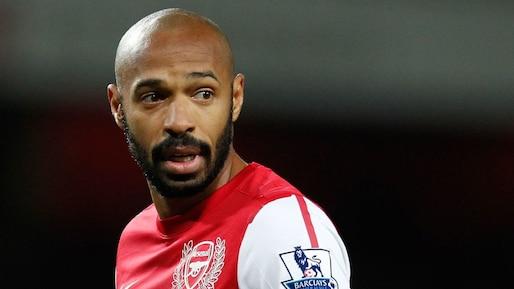 Thierry Henry: un parcours étoffé