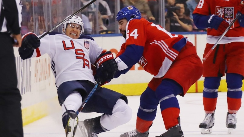 World Cup Of Hockey 2016 - United States v Czech Republic