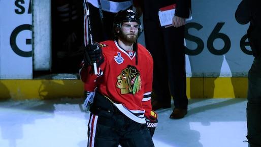 NHL: Stanley Cup Final-Tampa Bay Lightning at Chicago Blackhawks