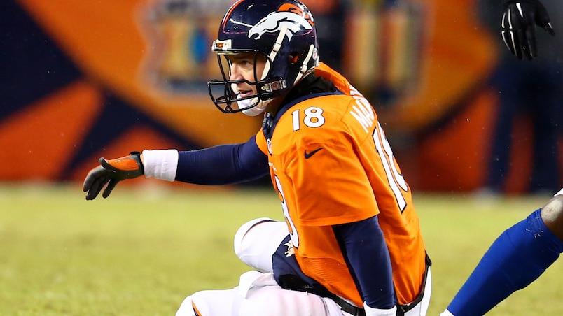Manning jouait blessé