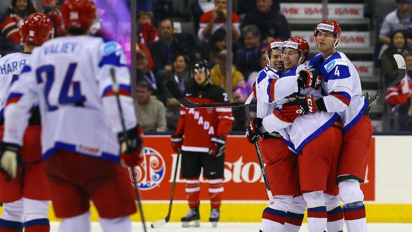 Ilya Sorokin vole le Canada