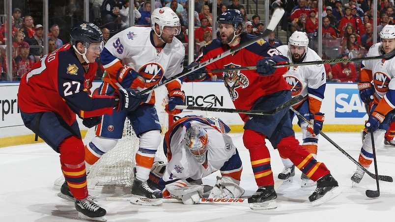 HKN-NEW-YORK-ISLANDERS-V-FLORIDA-PANTHERS---GAME-FIVE