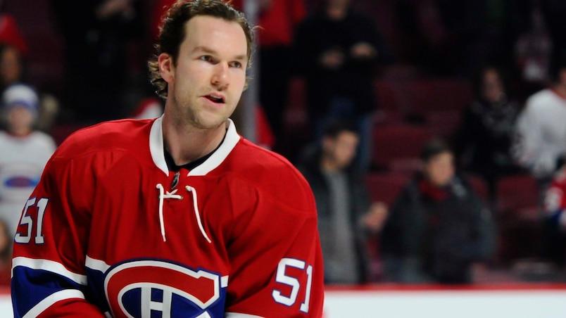 Blackhawks c. Canadiens