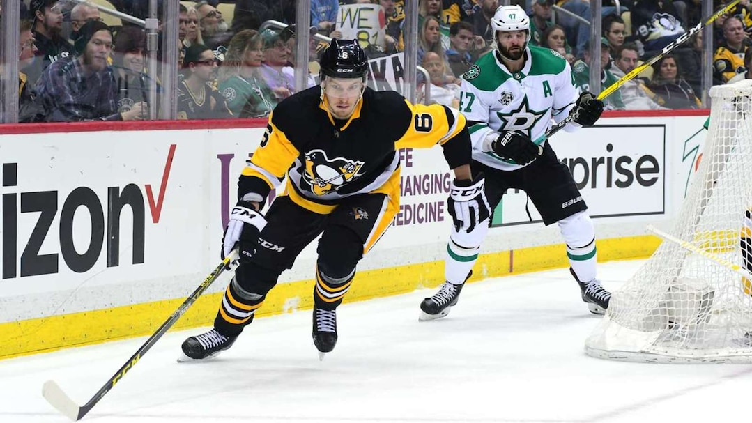 Hockey - Other-Hockey (Ice) - NHL-Sports-DALLAS-STARS-V-PITTSBUR
