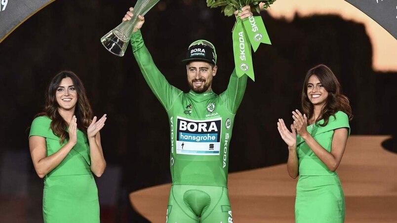 Peter Sagan de retour aux Grands Prix Cyclistes
