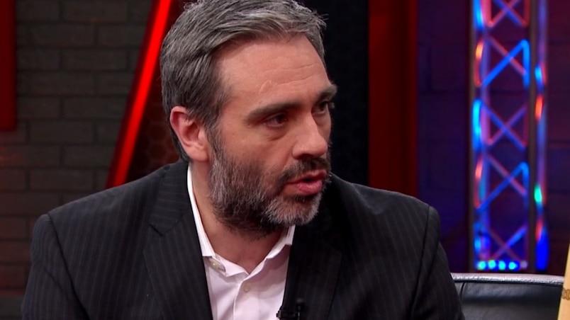 Armada: Joël Bouchard refuse l'étiquette de négligés