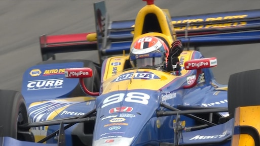 Alexander Rossi s'impose à Watkins Glen
