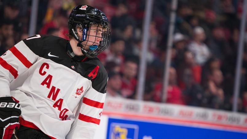 Moins facile que prévu pour Équipe Canada junior
