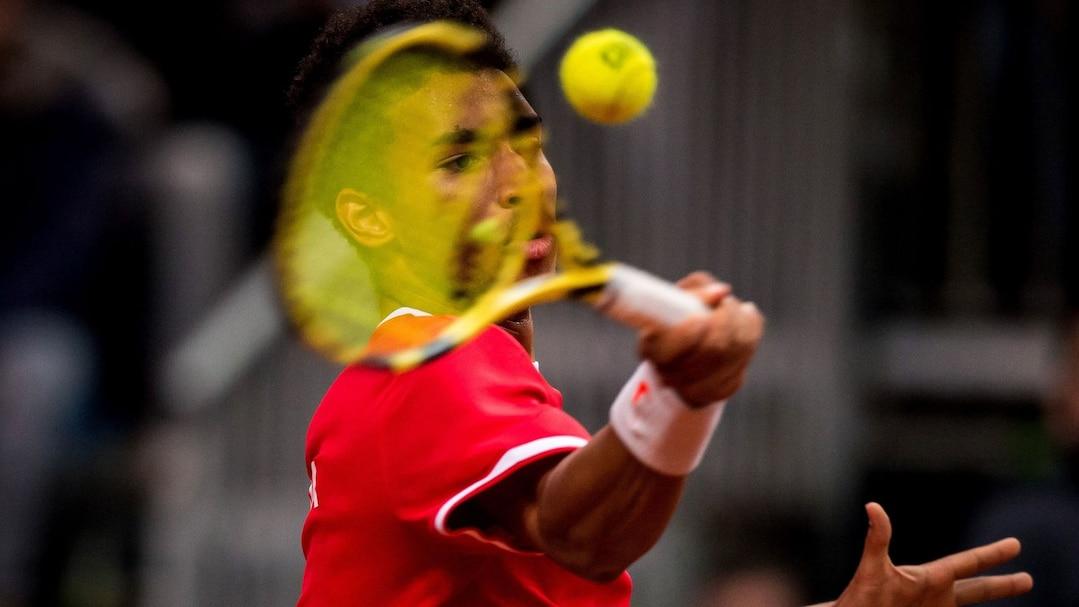 TENNIS-DAVIS CUP-SVK-CAN