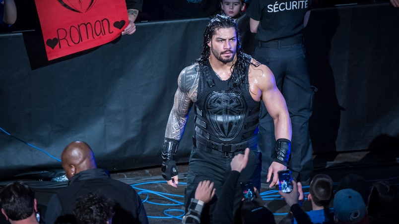 WWE: Roman Reigns lutte contre la leucémie